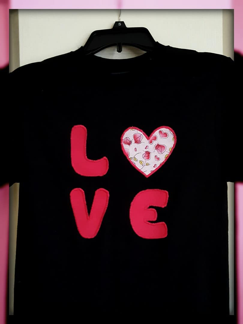 Valentine's Day Love T-Shirt