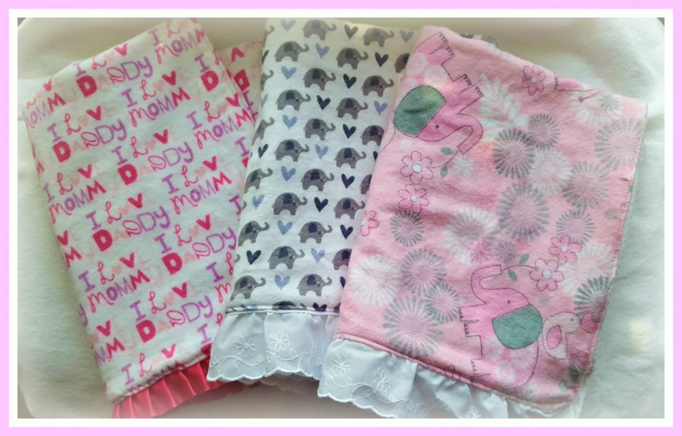 Baby Burp Cloths