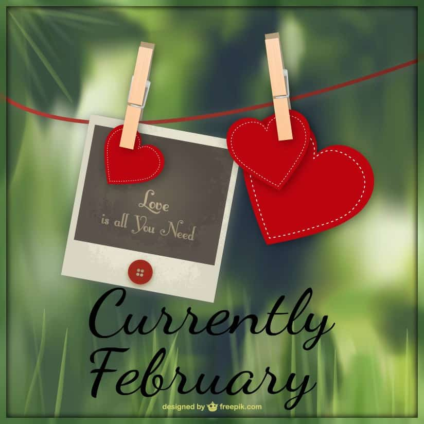Currently February 2018