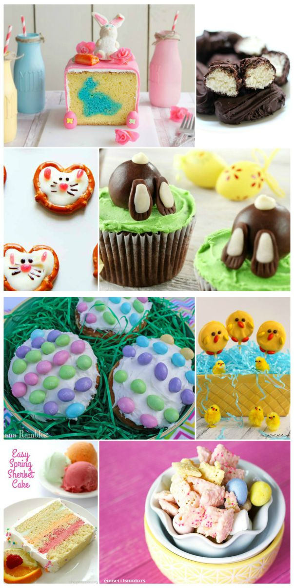 Delicious Easter Treats from www.thisautoimmunelife.com #easter #treats