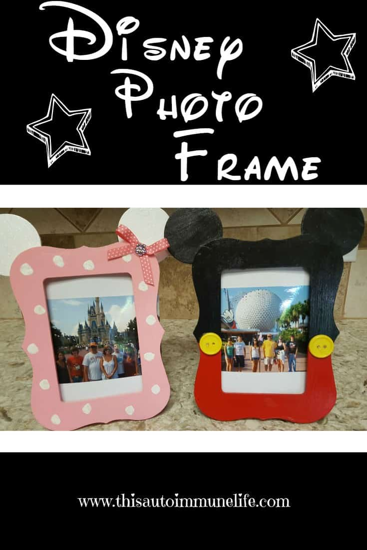 Disney Photo Frame