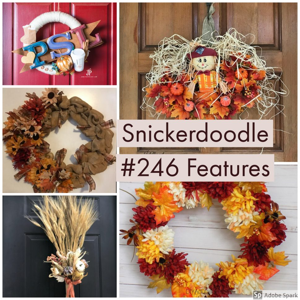 Snickerdoodle Create Bake Make Party #247