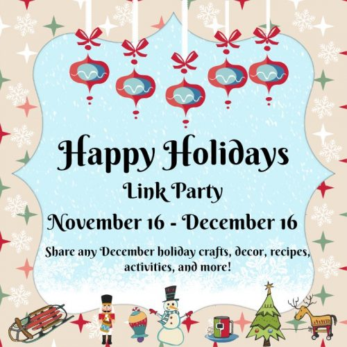 Happy Holidays Link Party 2018 from www.thisautoimmunelife.com