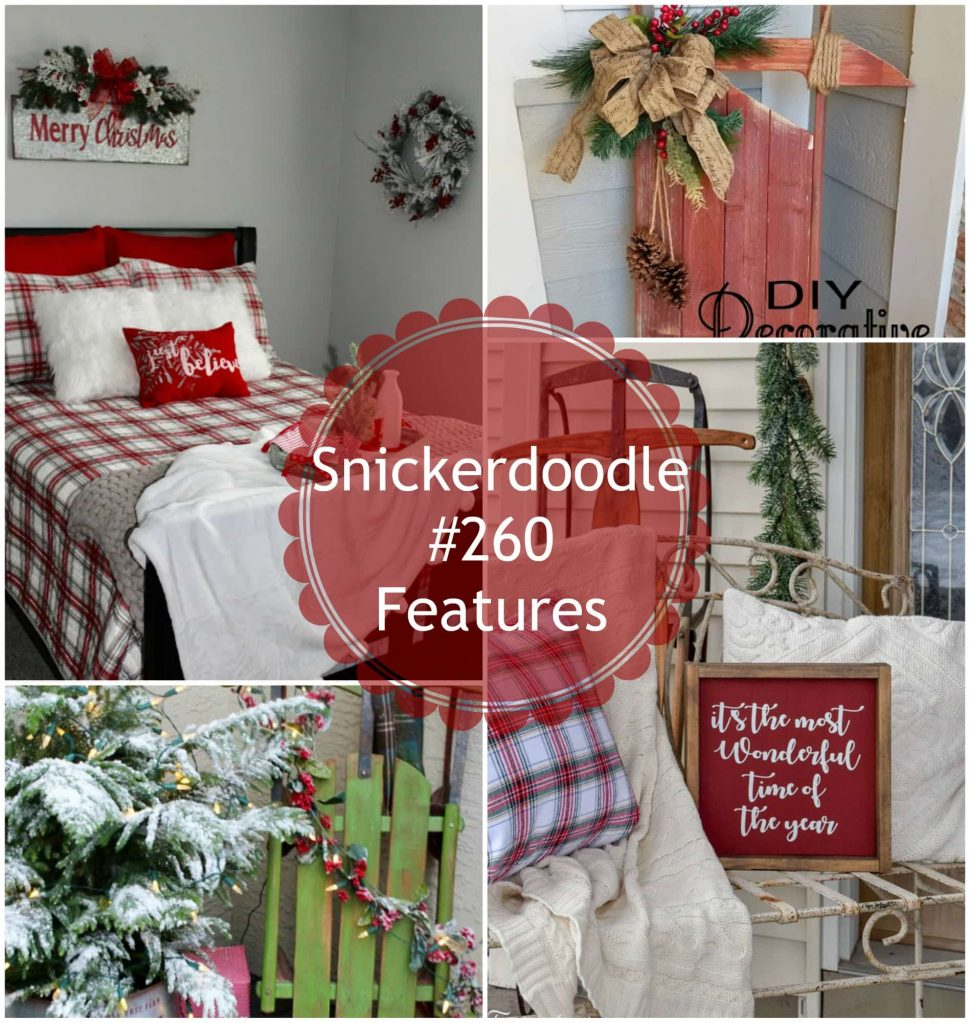Snickerdoodle Create Bake Make Party #261
