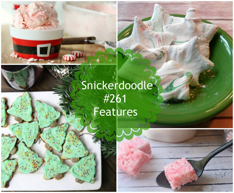 Snickerdoodle Create Bake Make Party #262