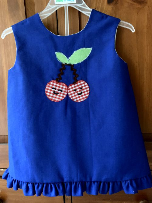 Patriotic Summer Baby Outfit