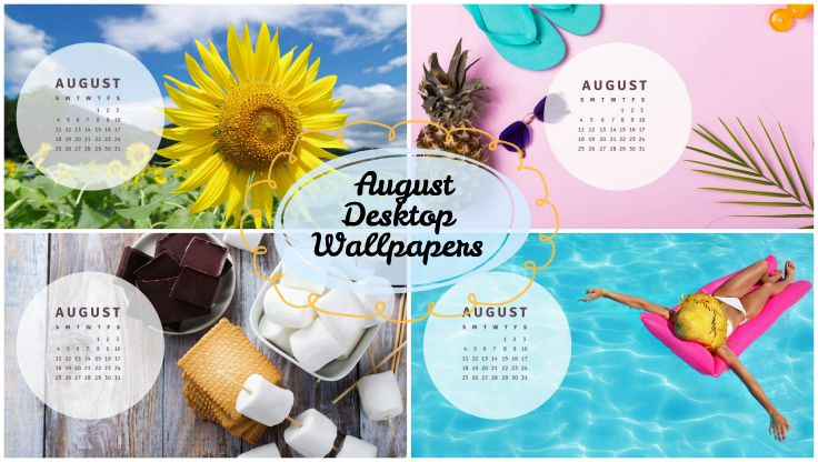 Free August Desktop Wallpapers from www.thisautoimmunelife.com #free #desktop #wallpaper #august #technology