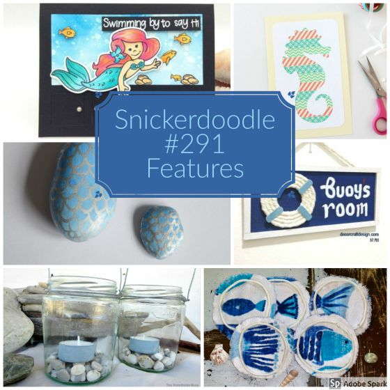 Snickerdoodle Create Bake Make Party #292