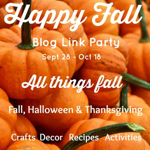 Happy Fall Link Party from www.thisautoimmunelife.com
