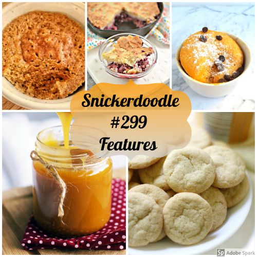 Snickerdoodle Create Bake Make Party #300