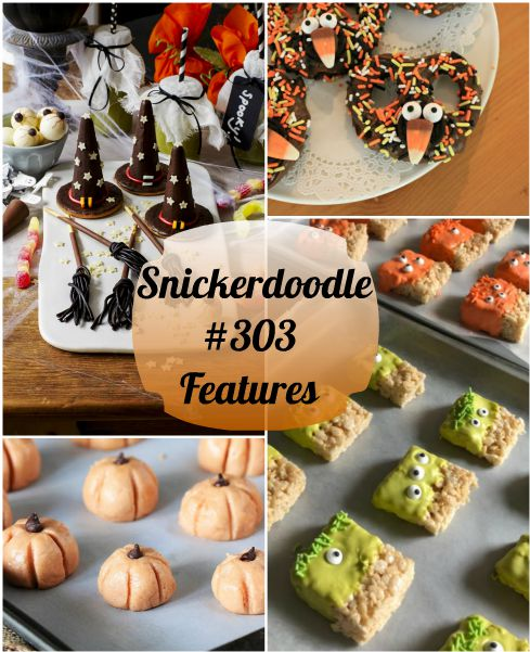 Snickerdoodle Create Bake Make Party #304