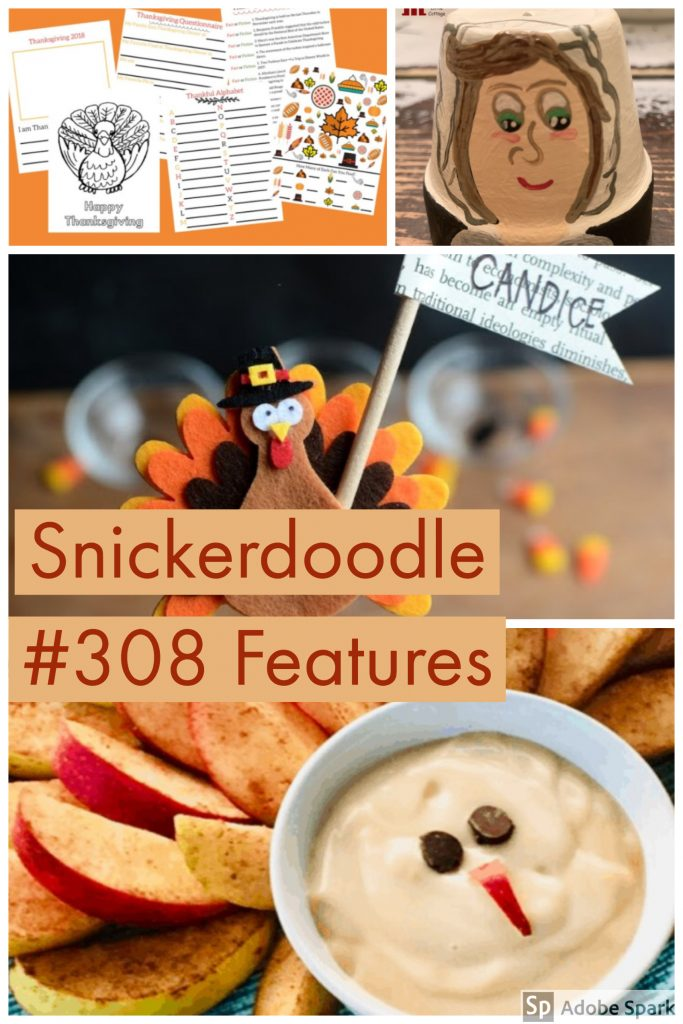 Snickerdoodle Create Bake Make Party #309