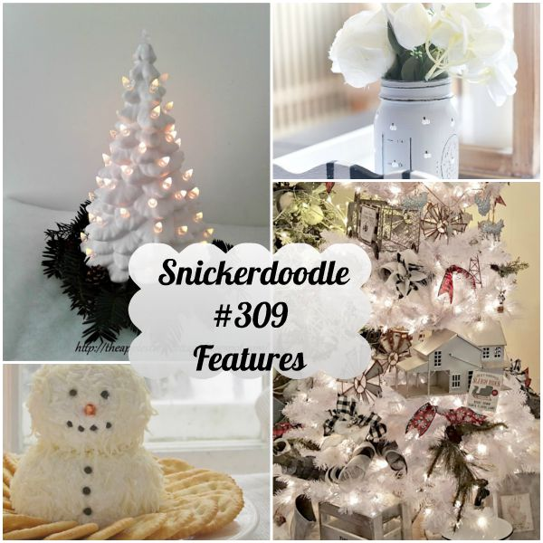 Snickerdoodle Create Bake Make Party #310