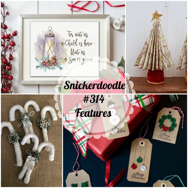 Snickerdoodle Create Bake Make Party #315