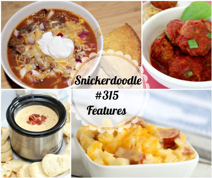 Snickerdoodle Create Bake Make Party #316
