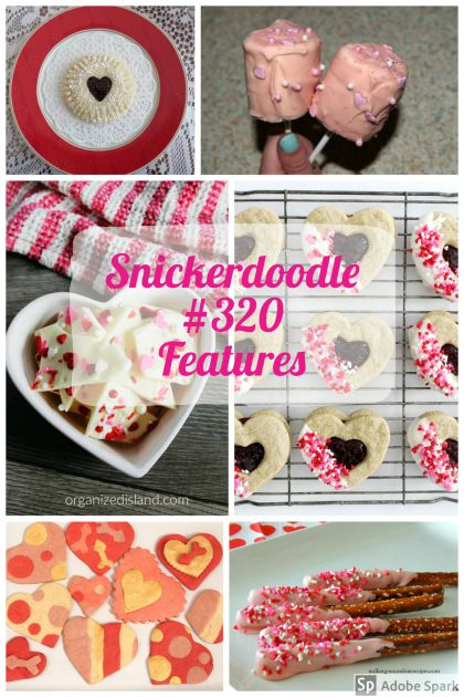 Snickerdoodle Create Bake Make Party #321