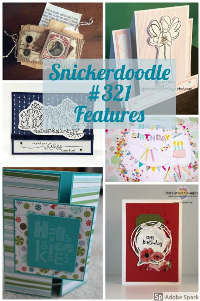 Snickerdoodle Create Bake Make Party #322