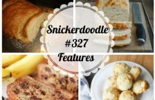 Snickerdoodle Create Bake Make Party #328