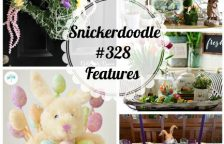 Snickerdoodle Create Bake Make Party #329