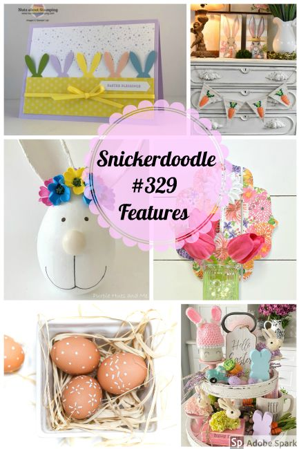 Snickerdoodle Create Bake Make Party #330
